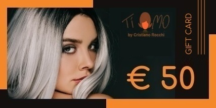 tiamo extension roma gift card del valore di 50 €